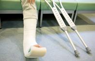 骨折、脱臼(応急処置)